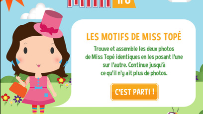 Site web - Miss Topé´s Patterns