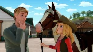 Vidéo - L'homme qui murmurait à l'oreille des chevaux
