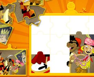 Site web - Tes 3 puzzles
