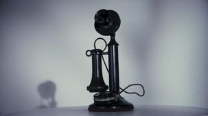Vidéo - Le téléphone chandelier