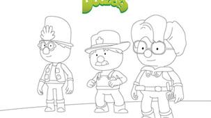 Coloriage - Doozers 2