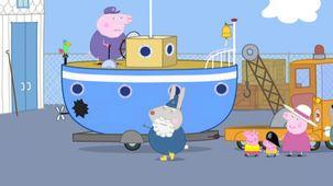 Vidéo - Grampy Rabbit´s Boatyard