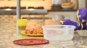 Vidéo - Écolo-Fille´s Tips: Eating