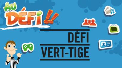 Site web - Défi Vert-tige