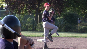 Vidéo - Anthony - le baseball