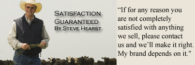 Satisfaction Guaranteed By Steve Hearst