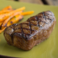 Hearst Ranch Grass-fed New York Steak