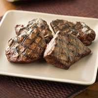 Grass-fed Flat Iron Steaks