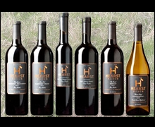 Award-winning Hearst Ranch Wines