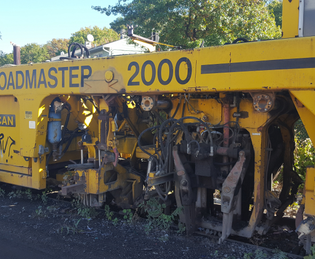 1993 Plasser American Roadmaster 2000 7