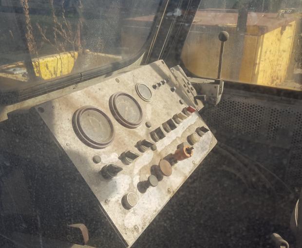 1993 Plasser American Roadmaster 2000 5