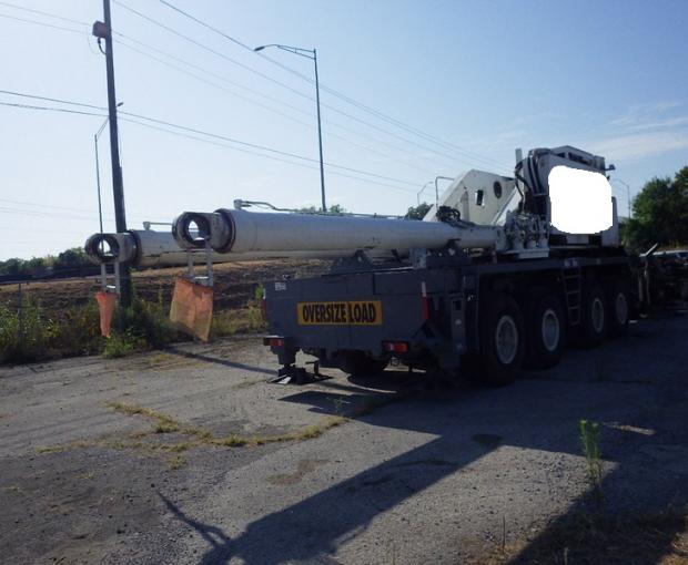 2005 Grove GMK7550 All Terrain Hydraulic Crane 20