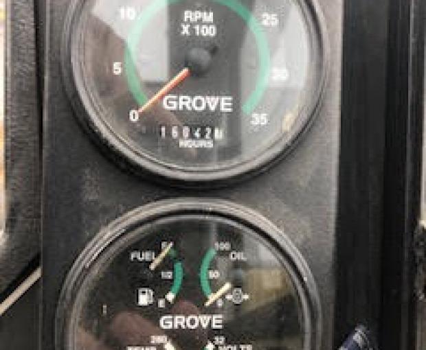 2002 Grove TMS875C 28