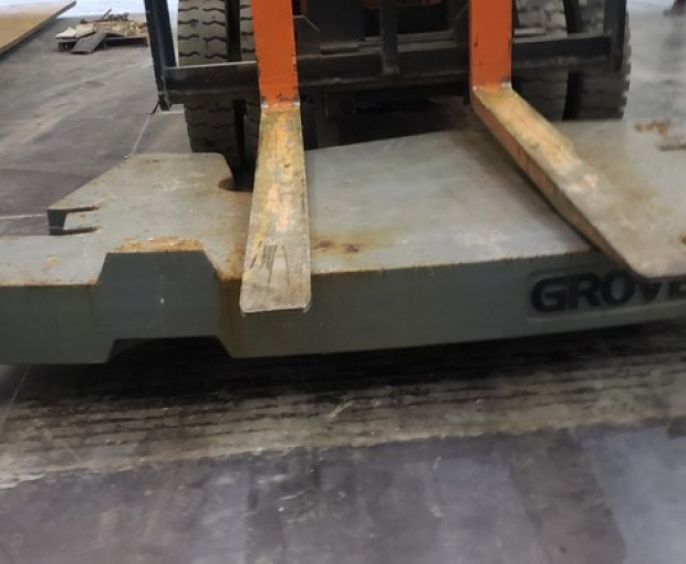 2005 Grove GMK7550 All Terrain Hydraulic Crane 8