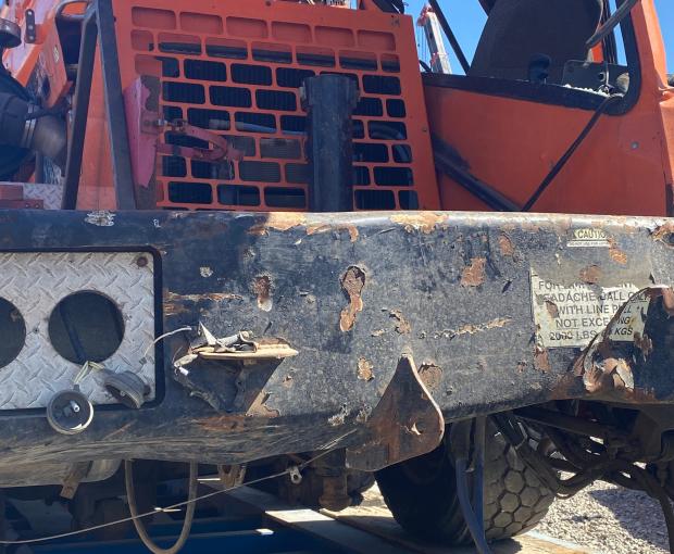 2007 Grove TMS900E Truck Crane 10