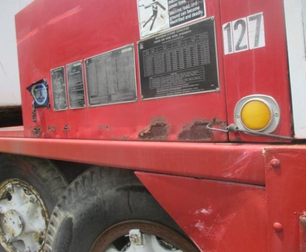 1973 Link Belt HC 218 82 ton 32
