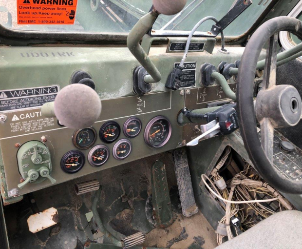 1990 Grove RT875CC Rough Terrain Crane 27