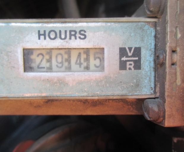 1973 Link Belt HC 218 82 ton 36