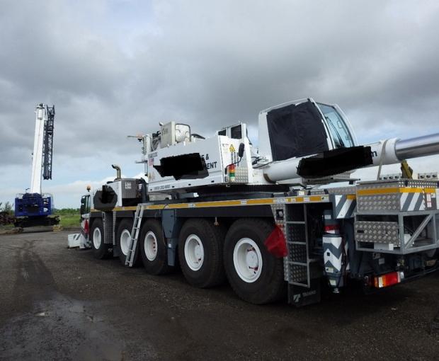 2016 Tadano ATF130G-5 All Terrain Hydraulic Crane 2