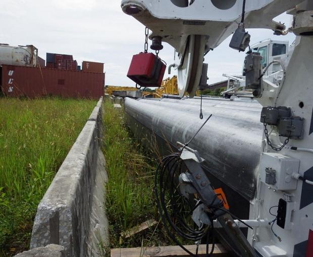 2016 Tadano ATF130G-5 All Terrain Hydraulic Crane 3