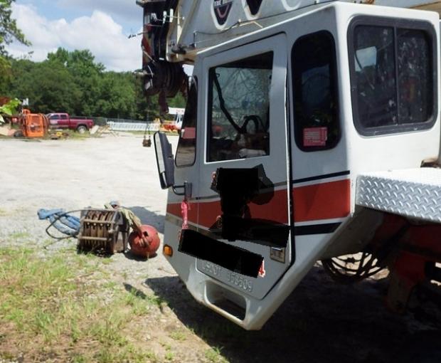 2004 Link-Belt HTC8670LB Hydraulic Truck Crane 18