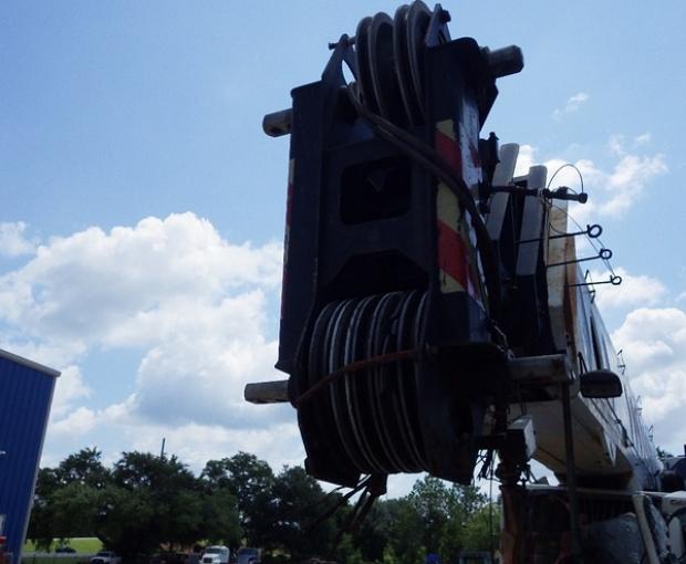 2004 Link-Belt HTC8670LB Hydraulic Truck Crane 9
