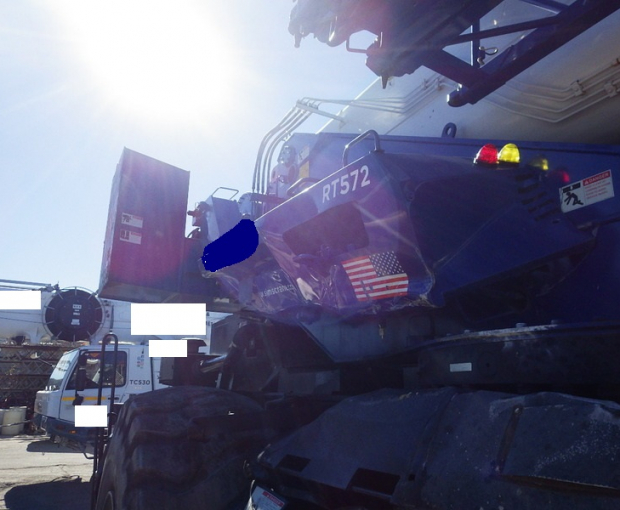 2015 Tadano GR1000XL-3 Rough Terrain Crane 17