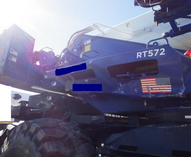 2015 Tadano GR1000XL-3 Rough Terrain Crane 19