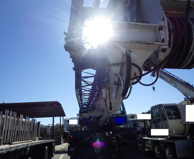 2015 Tadano GR1000XL-3 Rough Terrain Crane 11