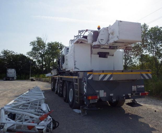 2013 Tadano ATF220G-5 5