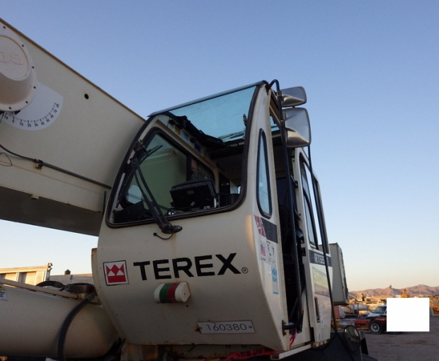 2011 Terex RT555 Rough Terrain Hydraulic Crane 12