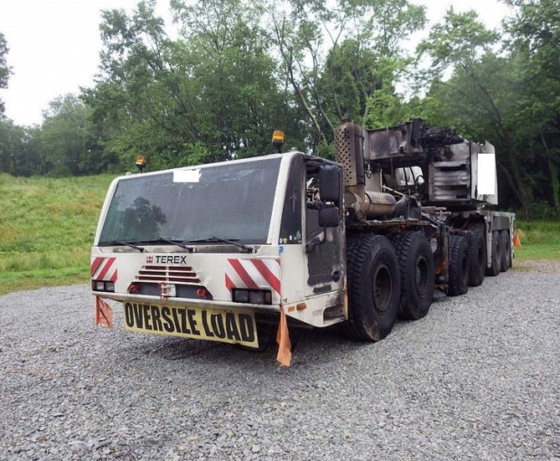 2008 Demag AC250-1 All Terrain Hydraulic Crane 72