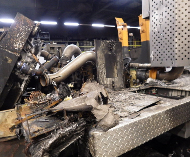 2008 Link-Belt HTT8690 Hydraulic Truck Crane 46