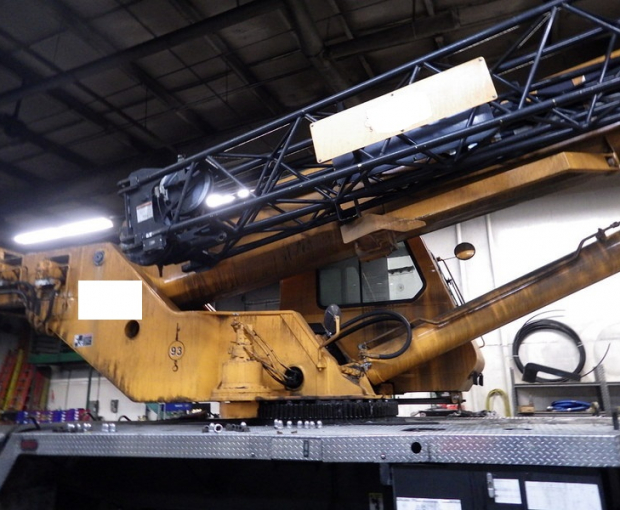 2008 Link-Belt HTT8690 Hydraulic Truck Crane 5