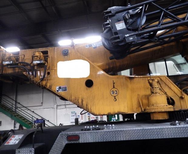 2008 Link-Belt HTT8690 Hydraulic Truck Crane 6