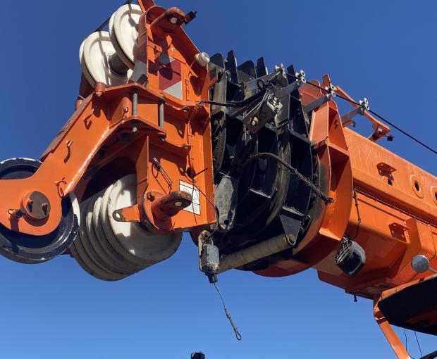 2007 Grove TMS900E Truck Crane 6