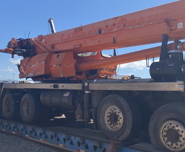 2007 Grove TMS900E Truck Crane 2