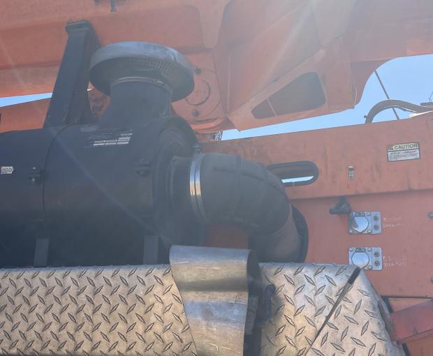 2007 Grove TMS900E Truck Crane 8