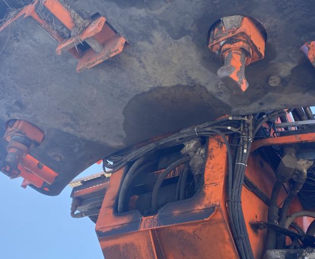 2007 Grove TMS900E Truck Crane 11