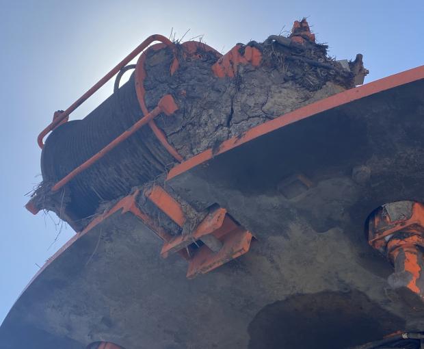 2007 Grove TMS900E Truck Crane 16