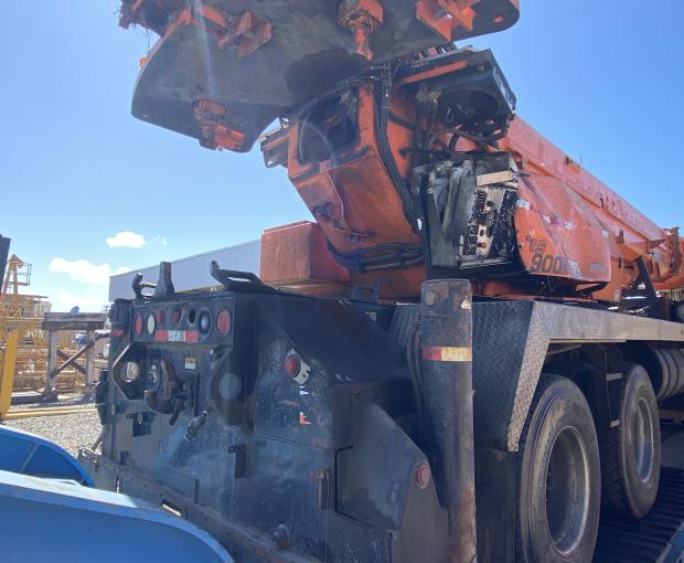 2007 Grove TMS900E Truck Crane 9