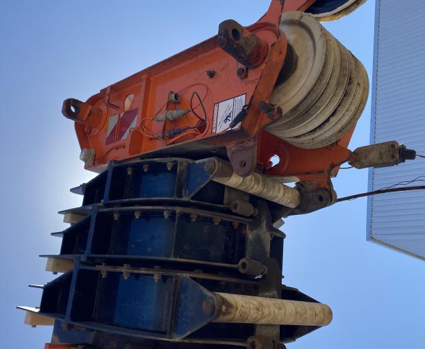 2007 Grove TMS900E Truck Crane 14