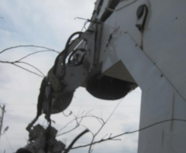 Manitex TC50155H Crane Mounted On 2018 Peterbilt 567 14