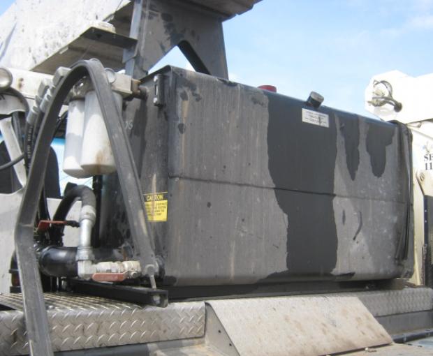 Manitex TC50155H Crane Mounted On 2018 Peterbilt 567 20