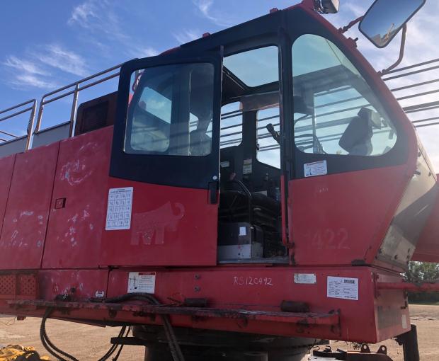 2007 Manitowoc 12000E Crawler Crane