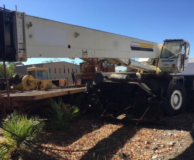 1987 P & H CN150 (50 Ton) Crane (Parts Unit) 4