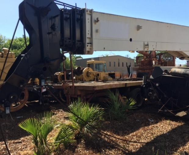 1987 P & H CN150 (50 Ton) Crane (Parts Unit) 23