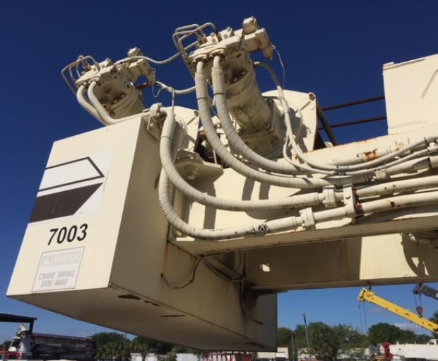 1987 P & H CN150 (50 Ton) Crane (Parts Unit) 18