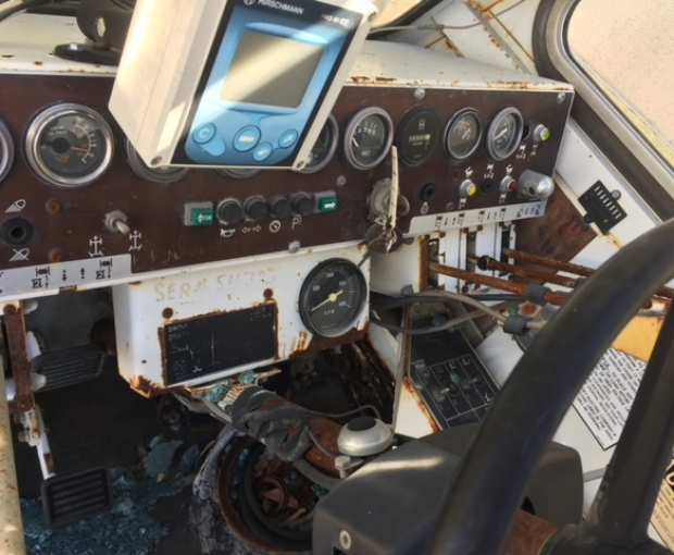1987 P & H CN150 (50 Ton) Crane (Parts Unit) 15