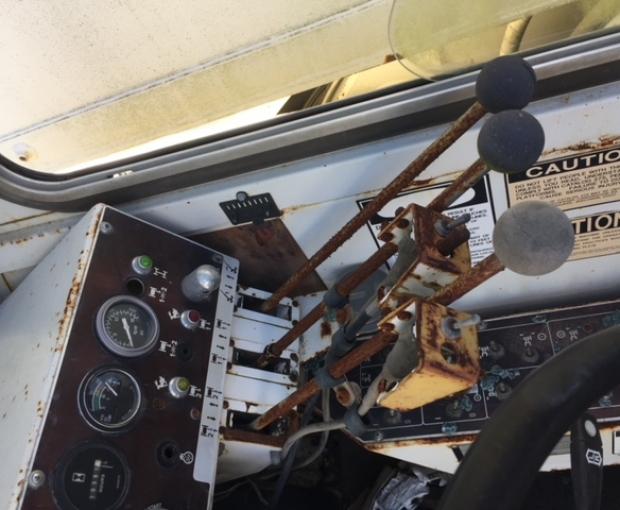 1987 P & H CN150 (50 Ton) Crane (Parts Unit) 13